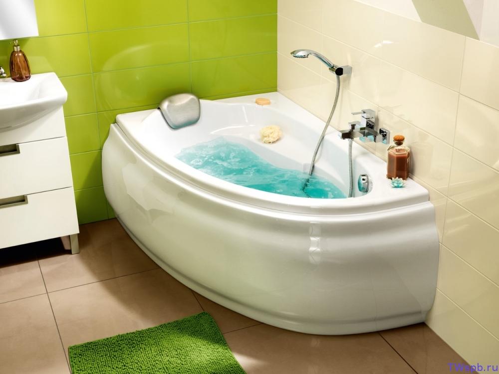 Ассиметричные ванны отзывы