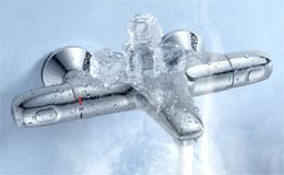 Термостатный смеситель для душа